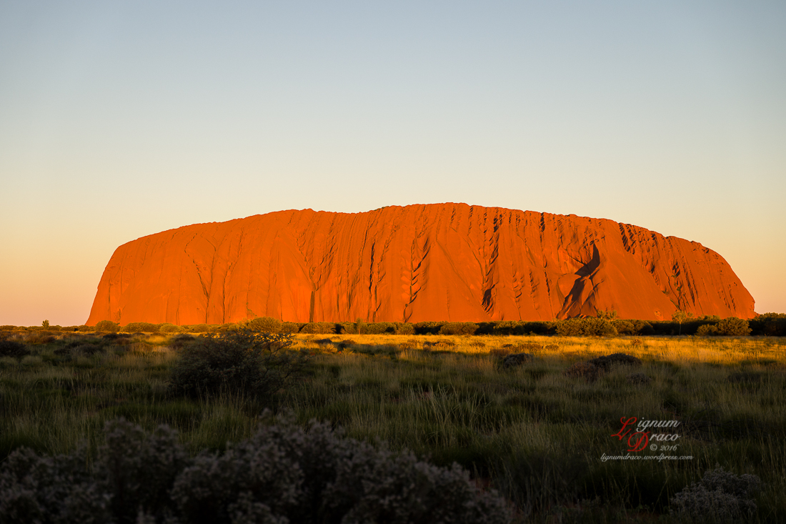 Moonlight Serenade at Uluru 2